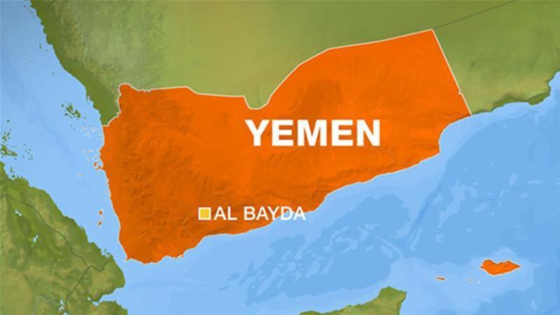 'US air raids' kill civilians, al-Qaeda chiefs in Yemen's Bayda