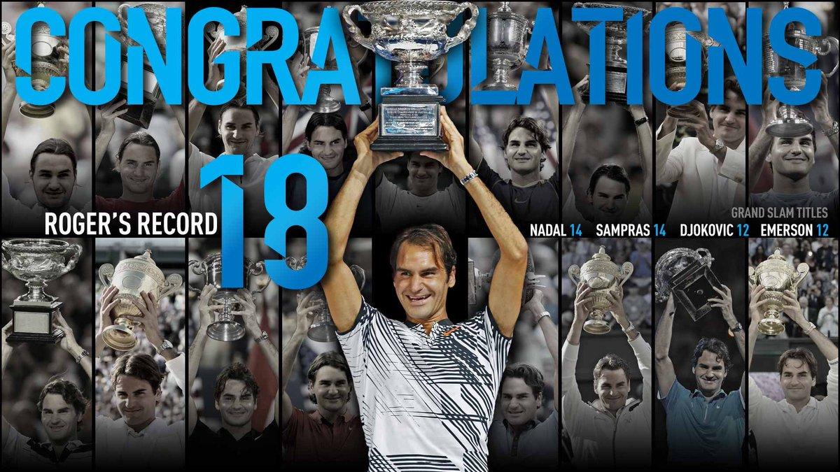 #FedererNadal: Federer Nadal