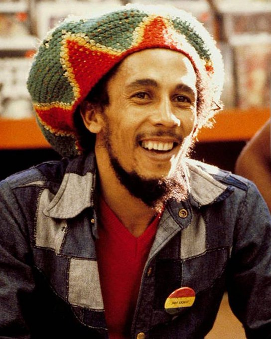 Happy birthday to the LEGEND ... BOB MARLEY!!!