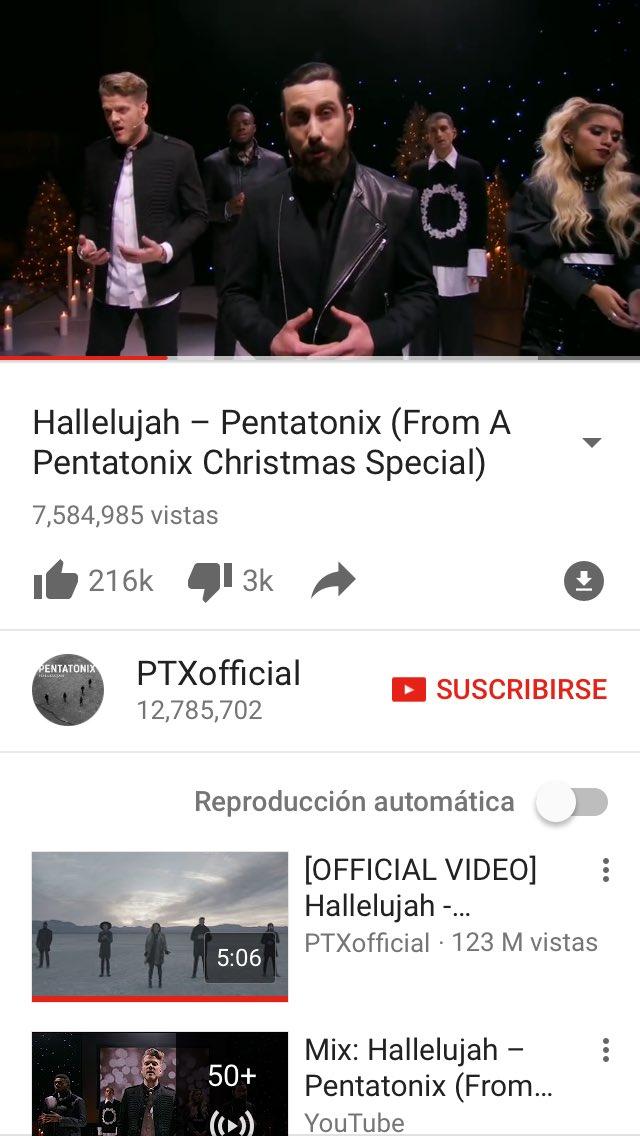 Pentatonix Christmas Special | Page 2165