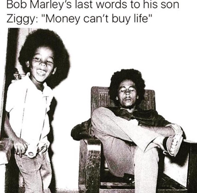 Happy Birthday to Bob Marley. 72 yrs old today. The Saint Ann prophet.