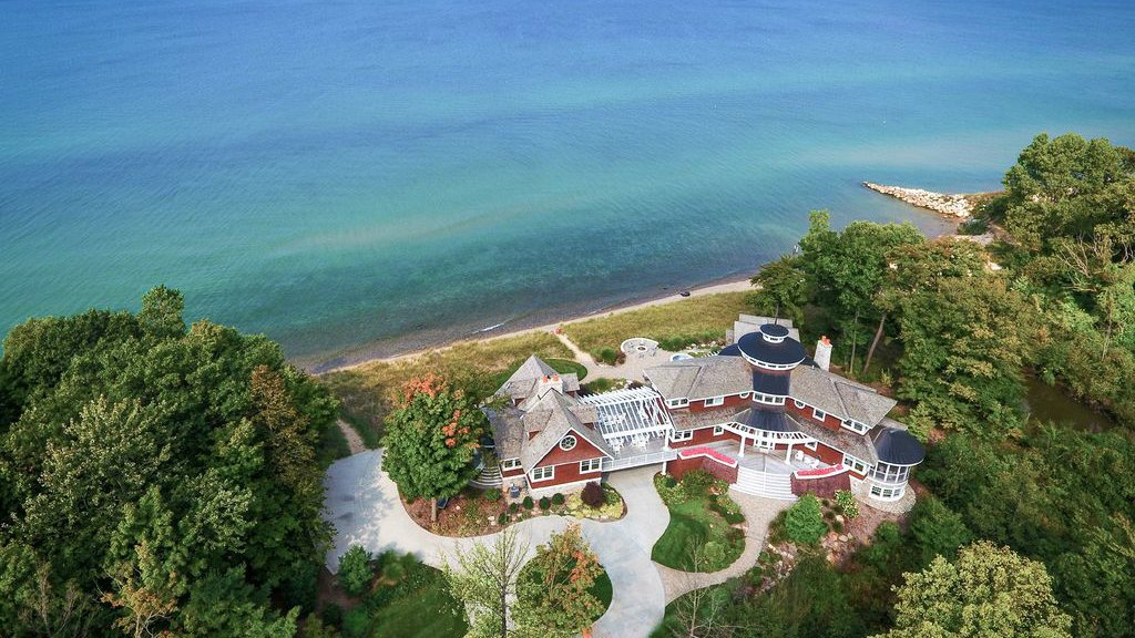 South Haven Cape Cod-style home listed for nearly $5.5M