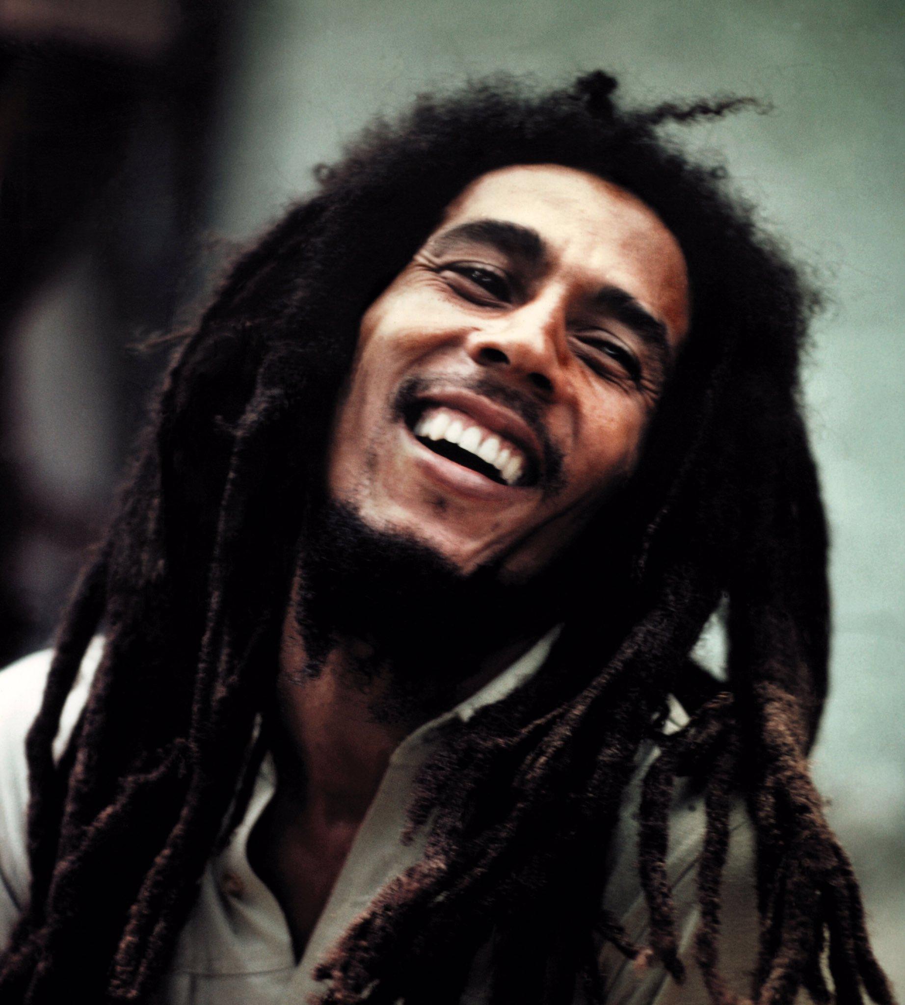 Happy birthday to the legend Bob Marley