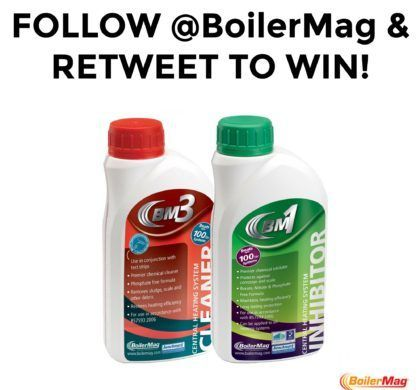 Win Heating System Chemicals in our Twitter Competition