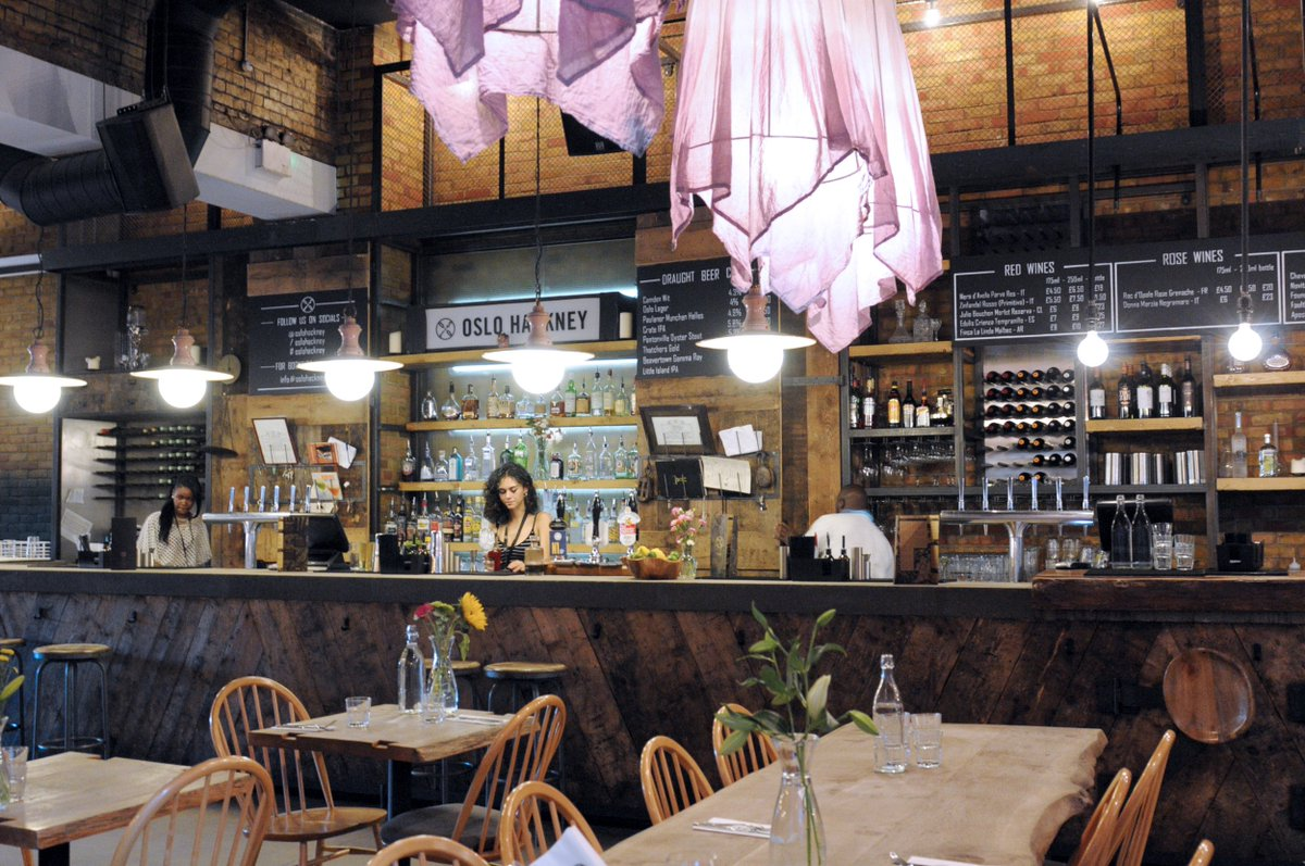 Oslo London's Best Scandinavian Restaurants