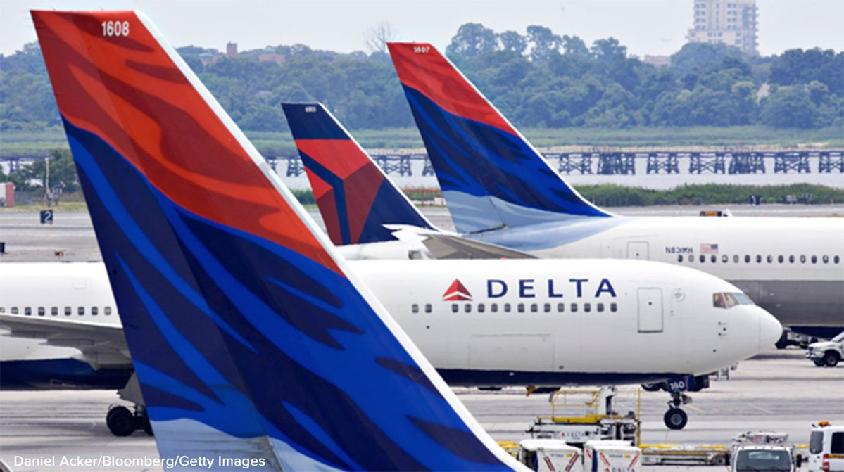 "Delta canceled at least 150 flights Sunday because of ""automation issues,"" airline says."