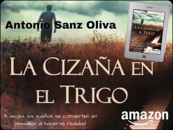 Acción y aventura. La nueva novela de Antonio Sanz @tonix65. https://t.co/15ozzIHpTy https://t.co/1mUMClqDp1