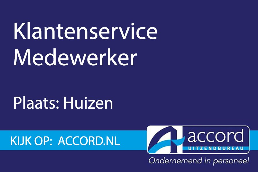 test Twitter Media - #Vacature: Klantenservice medewerker in Huizen.  https://t.co/zDRmKXkck4 https://t.co/TXGdzPaFgV