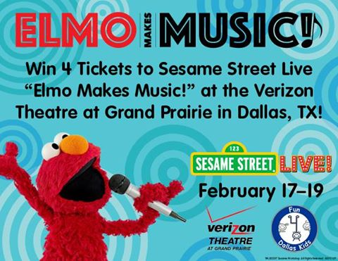 {GIVEAWAY} We have Sesame Street Live:...