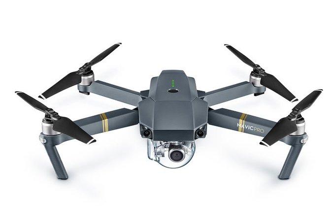 Win DJI Mavic Pro Drone