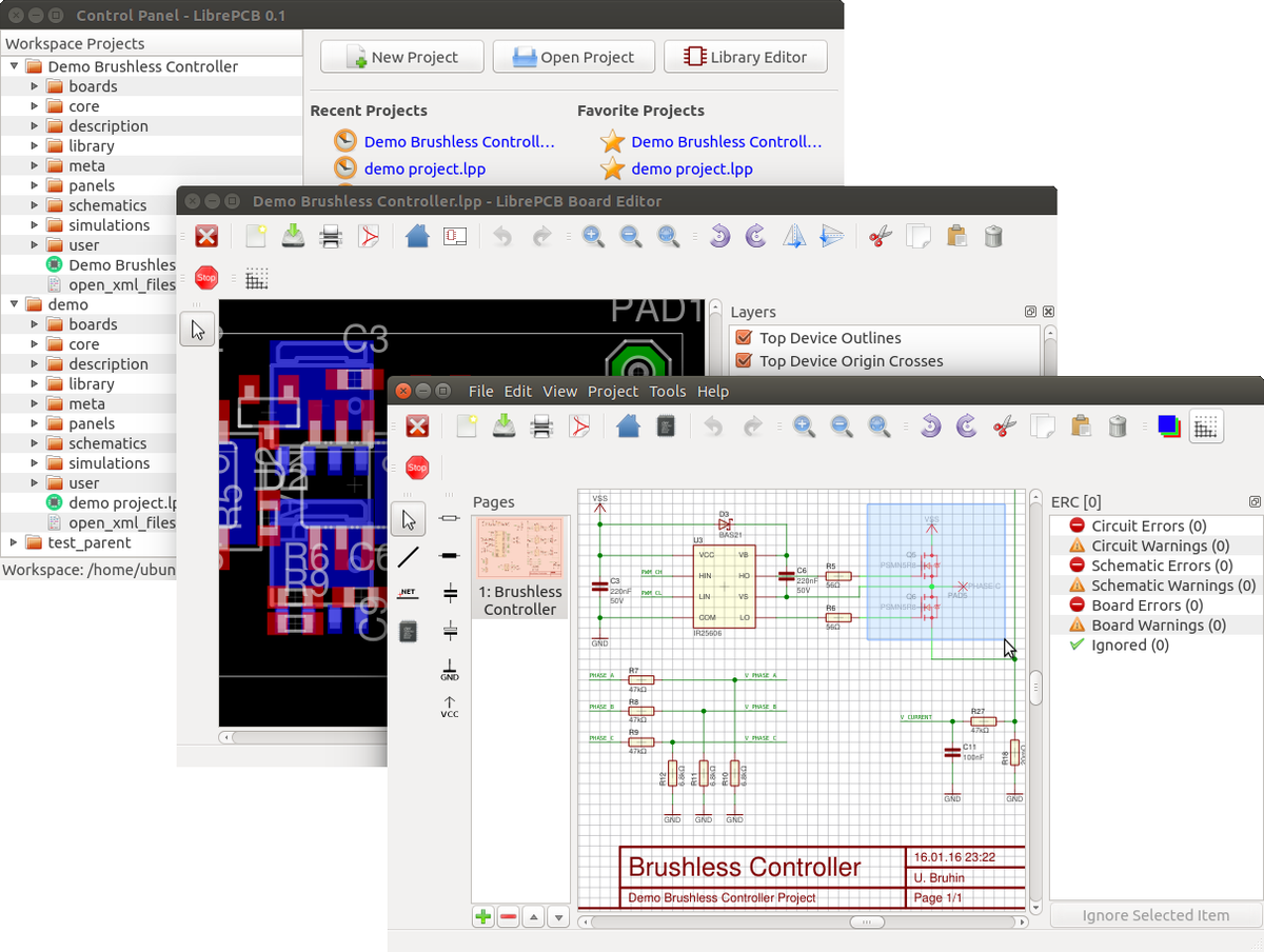 Fancy Free Pcb Design Software Download Embellishment - Electrical ...