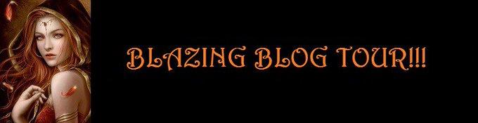 Blazing #BlogTour: Jadeite's Journey by Lucinda Stein