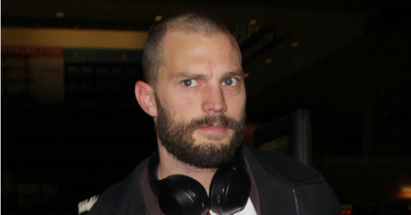 Christian Grey will see you later: Jamie Dornan's rocking a new look: