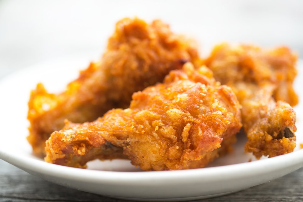 Watch Spicy Southern-Fried Chicken video