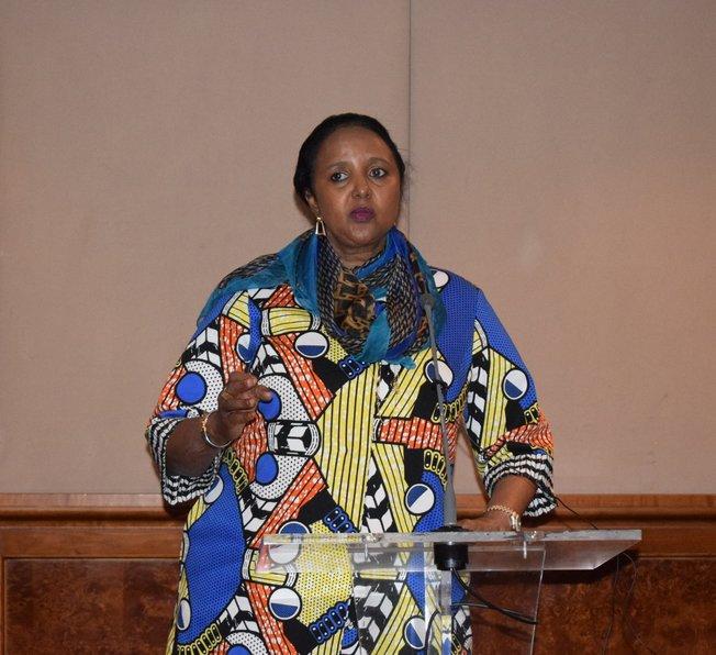 CS Amina loses bid for AUC chair