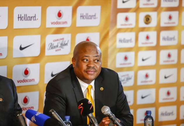 Motaung takes a dig at Sundowns after 'missing' Ivorian trialist turns up at the Pretoria club