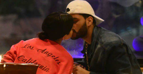 """This isn't that Same Old Love: Selena Gomez and The Weeknd's romance is """"moving quickly."""""""