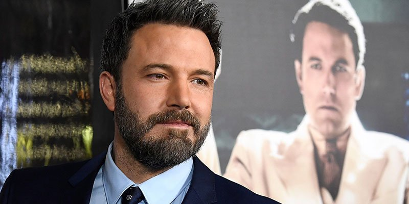 Ben Affleck no longer directing