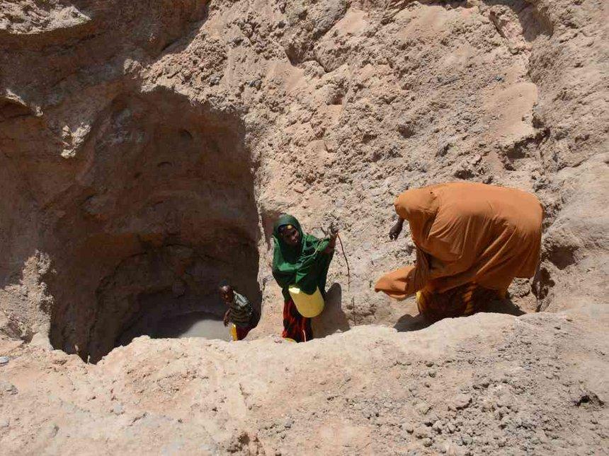 Garissa herders head to Lamu and Tana River