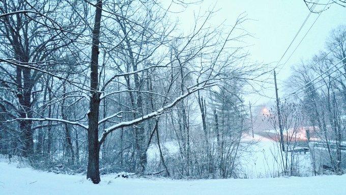 NO Snow Day! Yay! ❄❄❄ https://t.co/fMx2hPKJ7e