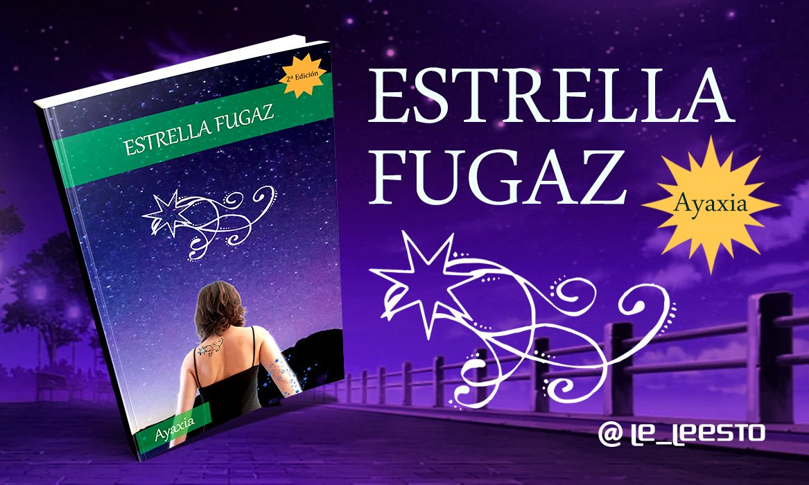Estrella fugaz https://t.co/vRrMweNqIq  Una sublime historia, valorada en #Amazon con ⭐️⭐️⭐️⭐️⭐️@CrisGuerrero29...