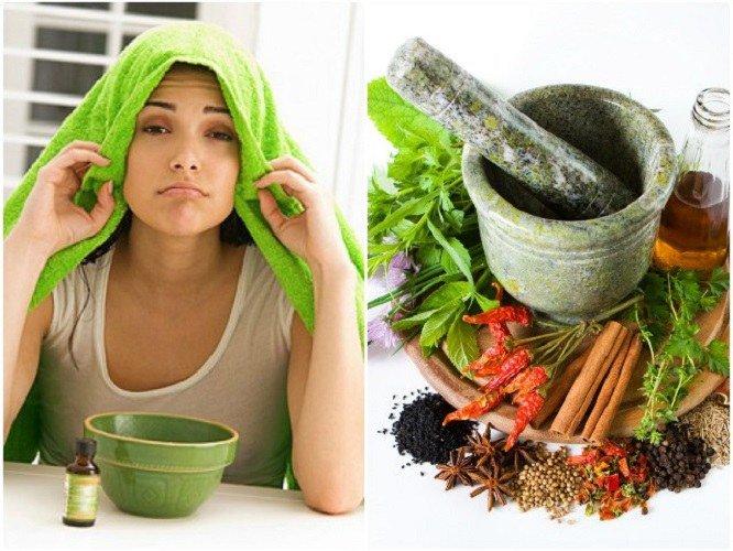 Мигрень симптомы и лечение народными средствами в домашних условиях
