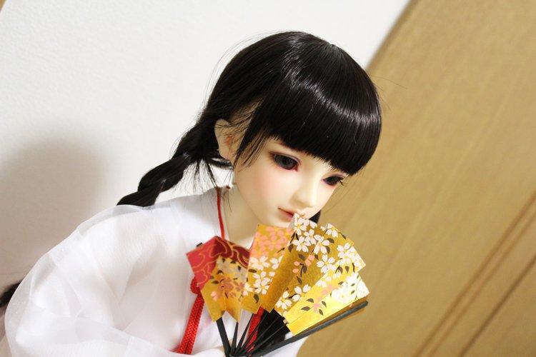 SDでRDGの泉水子さんを撮影いたしました。実際はもう少し愁いをおびた表情なのですが、それが上手く写せません。未だにカメ
