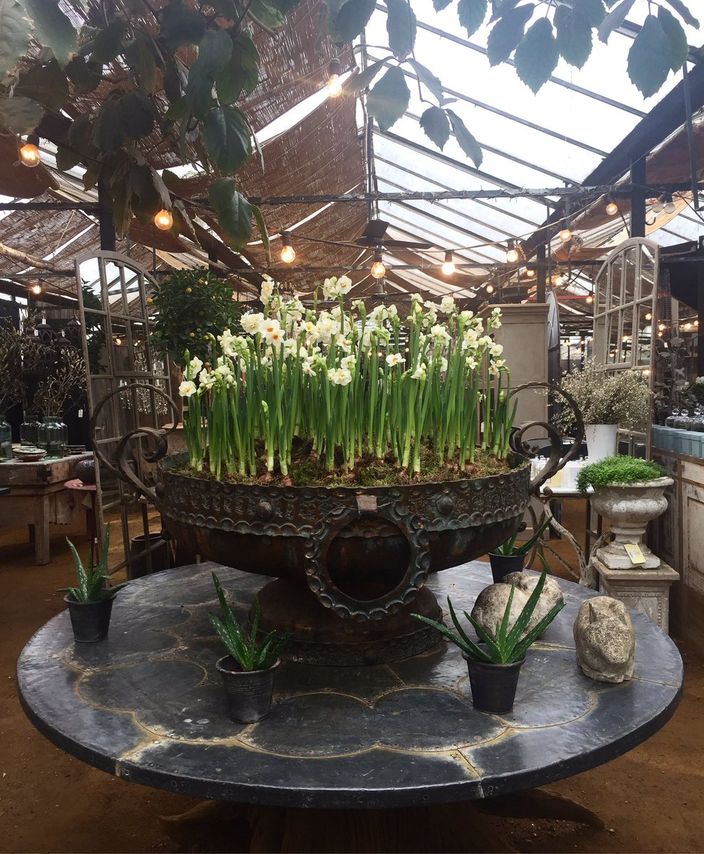 Petersham Nurseries Cafe London's most romantic cafes