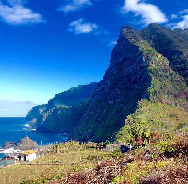 Truly can't believe  I took this on my #iPad! #Madeira #Portugal #landscape #photography #gaia #actorslife #nature https://t.co/ZDv50V81ss