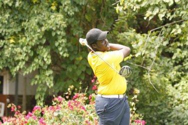 Nduva sinks rare birdies at Stanbic