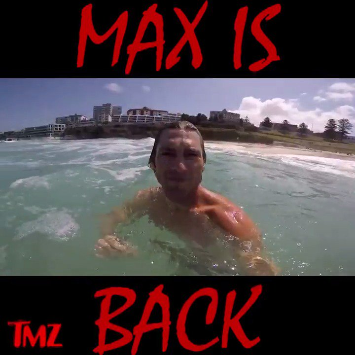 He's Back! Max is back and he's got some crazy places to take you. EXCLUSIVELY on