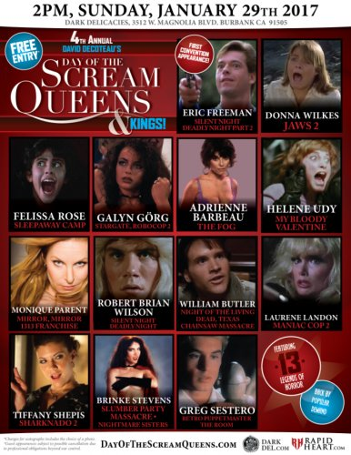 """*New KH Post* Horror Happenings: The """"Scream Queens & Kings Double Feature"""" Edition… https://t.co/owov741CcX"""