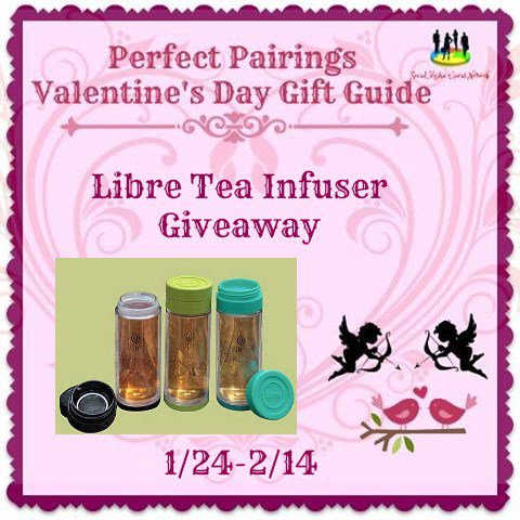 Libre Tea Infuser #Giveaway Ends 2/14 #SMGN