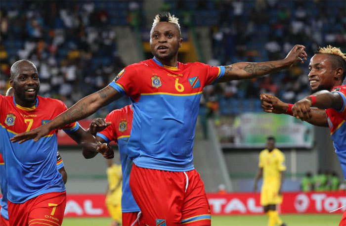 DR Congo's dancing footballers leave mark at AFCON
