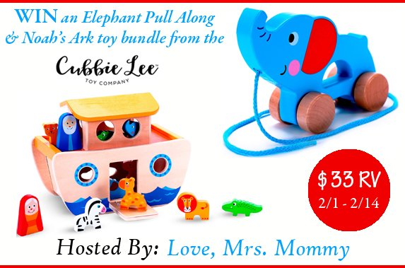 Cubbie Lee Toy Bundle Giveaway! $33 RV!