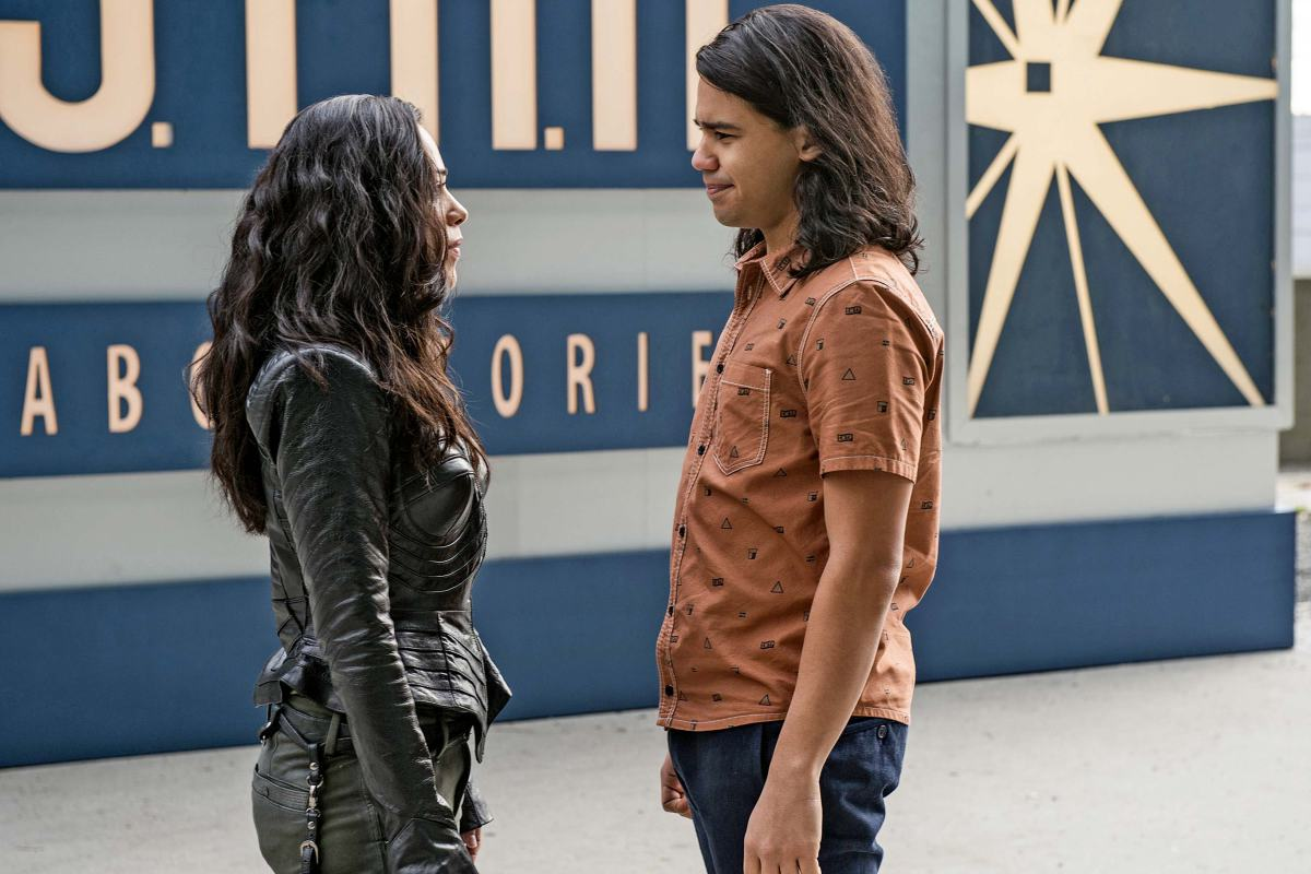 Cisco and Iris shine in the best episode of the season so far—our #TheFlash recap