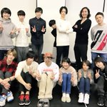 teen×teen theater「初恋モンスター」先日から稽古が始まり、今日は顔合わせでしたヽ(・∀・)ノ初座長。そわ