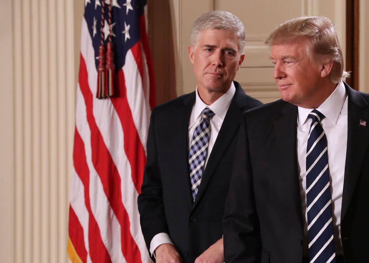 MT @SheriffClarke: SC nominee Judge Gorsuch, decides cases based on law, not his policy. I like that. https://t.co/TbCUFPCRes #SCOTUS #PJNET