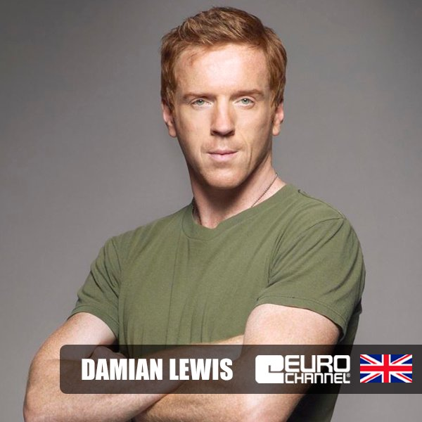 Happy 47th birthday to Damian Lewis!