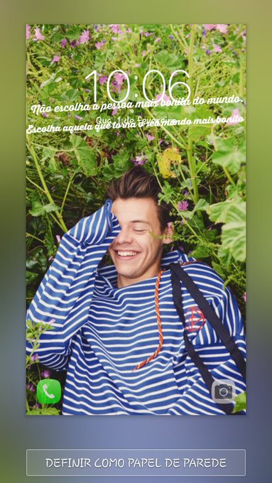 Lockscreens 2/4  Rt for save  Fav for like  Print for use HAPPY BDAY HARRY -Matt