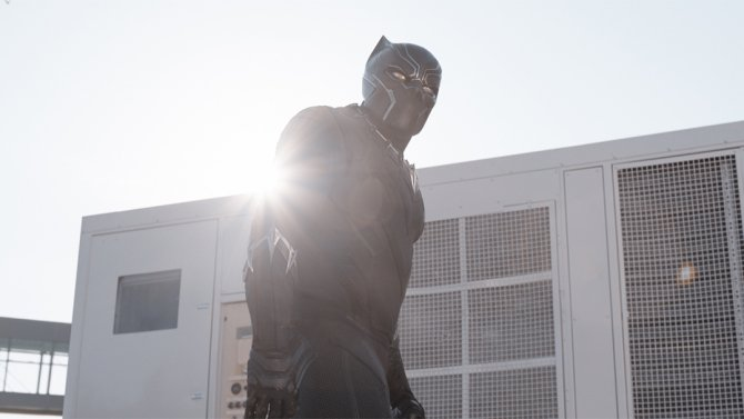 .@Marvel's BlackPanther to shoot a huge chase scene in Korea