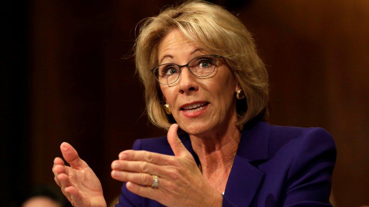 Republicans push back on Trump's pick for Education secretary  via @foxnewspolitics