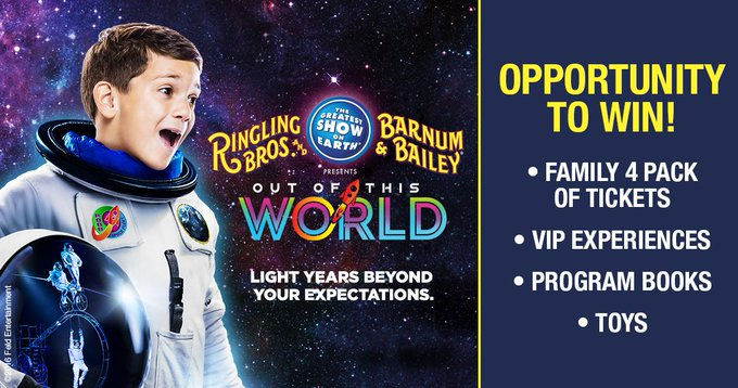 New @RinglingBros Quiz Challenge!  Test your skills