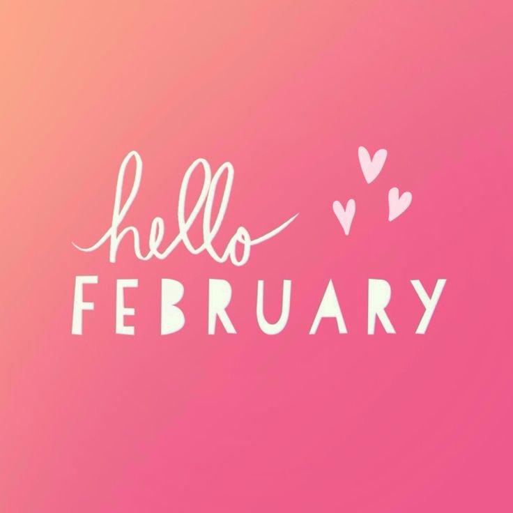 Goodbye January. 13 Days till Valentine's Day❤️💜💕 https://t.co/u0mtjBxefB