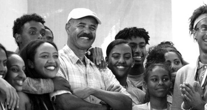 (SLIDE PHOTOS) - Happy 71st Birthday to President Isaias Afwerki