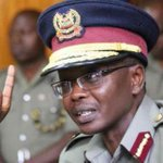 Boinnet orders closure if police camps in schools