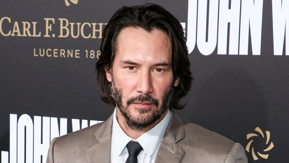 Keanu Reeves will star in a romantic thriller from the director of 'Frank & Lola'