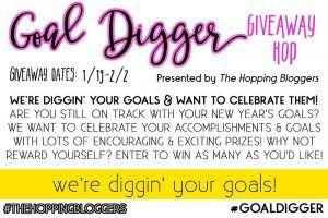 Goal Digger Giveaway Hop