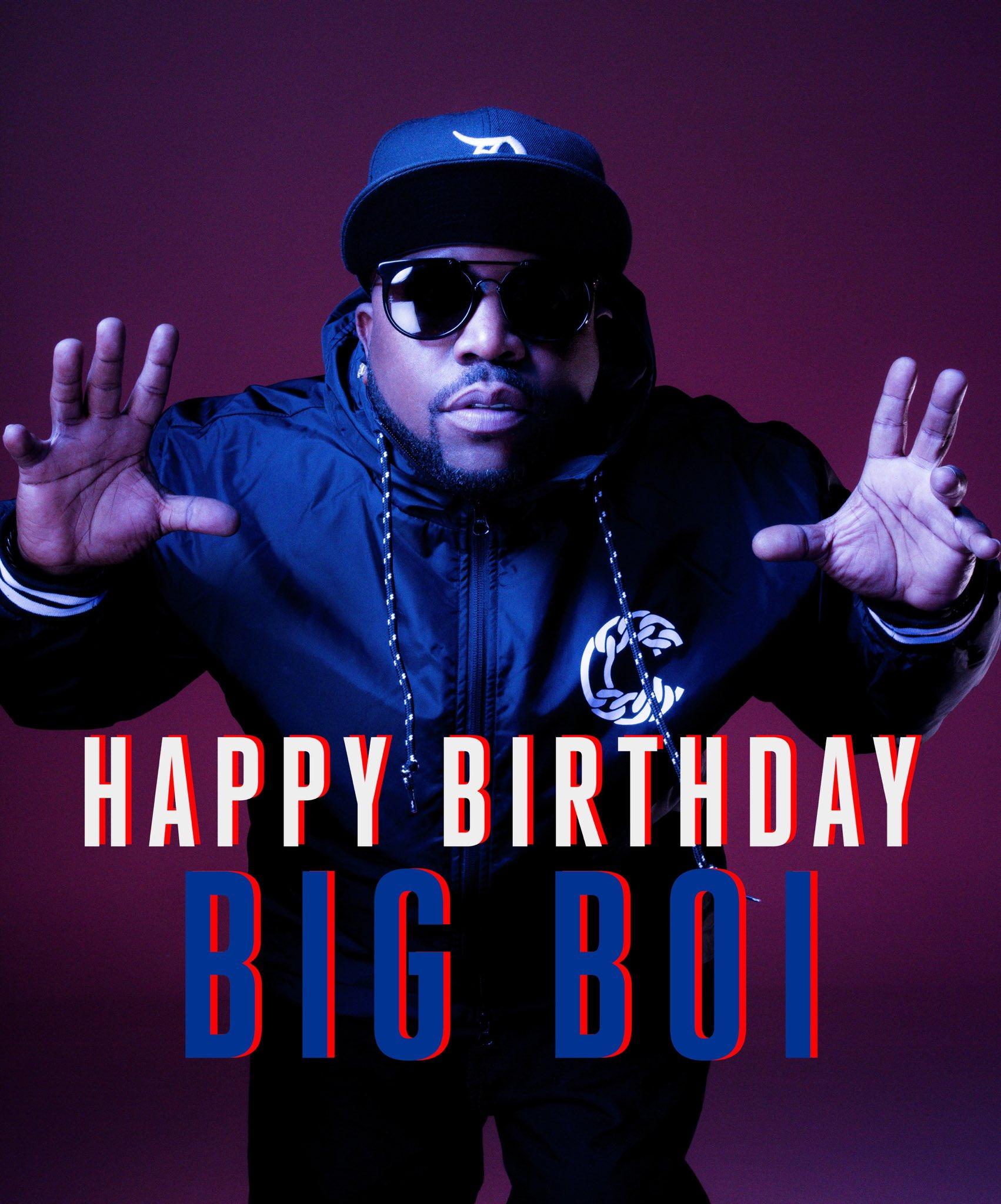 Happy Birthday @BigBoi‼️ #beEPIC ���� https://t.co/FSNGicKd95