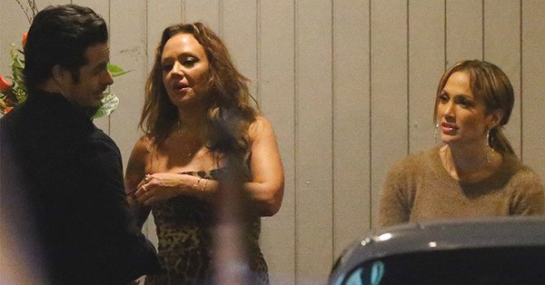 Ain't it funny how Jennifer Lopez and Casper Smart prove exes can still be friends?